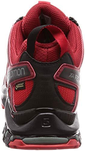 Da Pro barbados Scarpe Gtx Dahlia Cherry Uomo Xa red Salomon black Trail Rosso 3d Running q5BOXcZw