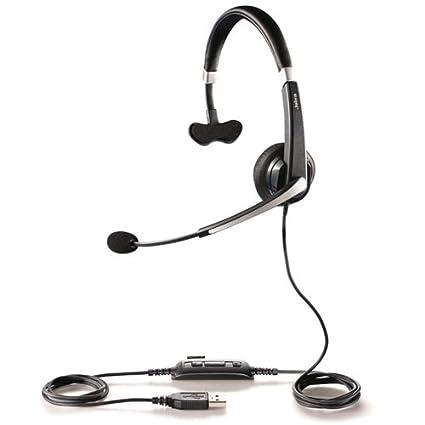 Amazon.com: Jabra UC VOICE 550 MS Mono Lync Optimized Corded Headset