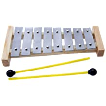 D'Luca TL8-3 8 Notes Children Xylophone