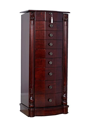 Hives and Honey 'Florence' Jewelry Armoire, Antique ()