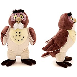 Official Disney Winnie The Pooh 28cm Owl Soft Plush Toy