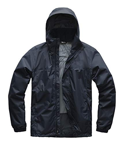 The North Face Men's Resolve 2 Jacket Urban Navy/Mid Grey Large