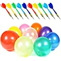 500PCS LovesTown Carnival Games Darts Balloons