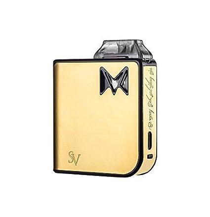 Auténtico MI-POD KIT DE ARRANQUE ULTRA PORTÁTIL - Mi-Pod Cigarrillo Electrónico Para Principiantes - 2 ml Capacidad E-Liquid Libre de Nicotina Sin Tabaco ...