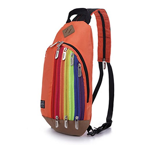 BIBITIME Rainbow Casual Backpack Travel product image