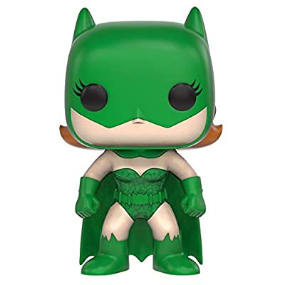 Funko POP Heroes Villains as Batgirl Poison Ivy Action Figure: Funko Pop! Heroes:: Toys & Games
