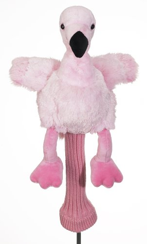 (Creative Covers for Golf Freda the Flamingo Golf Club Head Cover)
