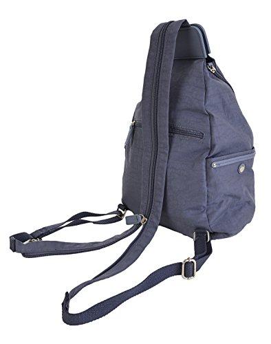 Zainetto 9894 Favolosi Blu Jean Viaggio Stile Spirit Colori Leggero Da E HF64qH