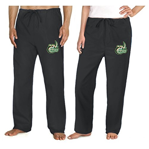 UNCC UNC Charlotte Scrub Pants Scrubs Drawstring Bottoms for Men or Ladies! LG -