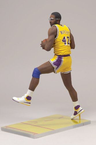 Amazoncom Sports Picks James Worthy Los Angeles Lakers Yellow