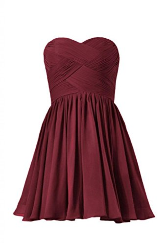 DaisyFormals Party Dress dark 10 Scarlet BM1726B Dress Sweetheart Mini Birthday Skirt Cocktail Dress rIwqIf1