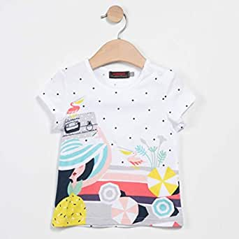 Catimini T-Shirt for Girls, CJ10083