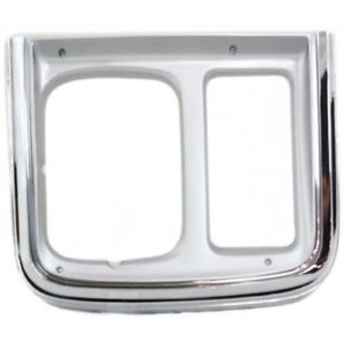 - CPP GM2513123 Right Headlight Door for Chevy Box Truck, G20, P30, Van, GMC P2500