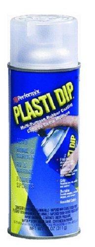 Performix 11209 Plasti Dip Clear Multi-Purpose Rubber Coating Aerosol - 11 oz.