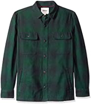 Goodthreads Men's Heavyweight Flannel Shirt Ja