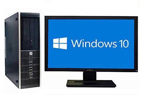 リアル 中古 HP デスクトップパソコン 6200 Pro メモリー4GB搭載 DVDマルチ搭載 SFF 液晶セット B07R76FKZP Windows10 64bit搭載 Core i5搭載 メモリー4GB搭載 HDD1TB搭載 DVDマルチ搭載 B07R76FKZP, リリータ生活倶楽部:78faefa3 --- arianechie.dominiotemporario.com