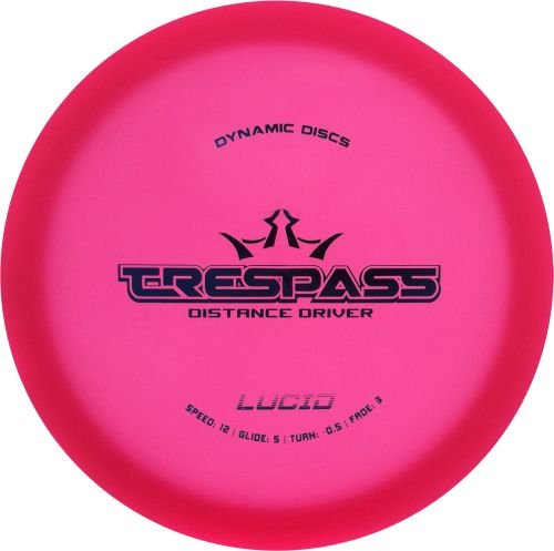 Dynamic Discs Lucid Line Trespass 160-169g