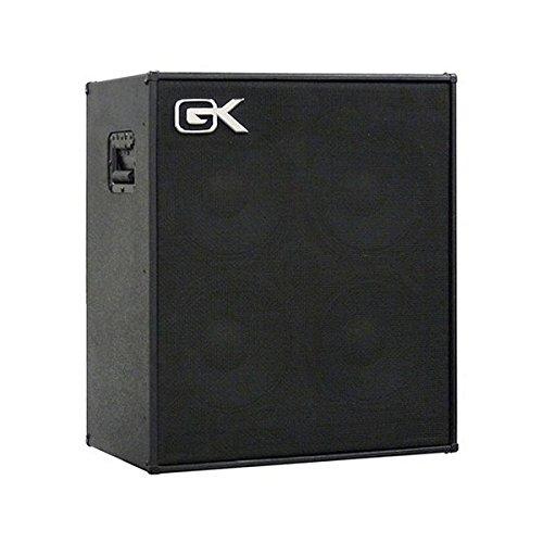 800w Bass (Gallien-Krueger CX410 | CX Series 800 Watt 8 Ohm 4 X 10 Inches Bass Speaker Cabinet)
