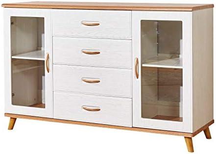 Microondas moderno stand minimalista armario de la cocina nórdica ...