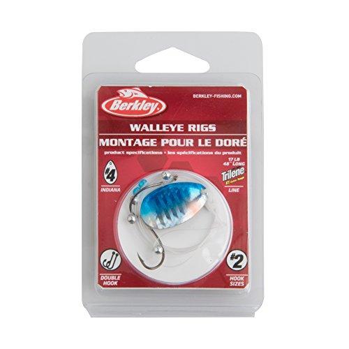 Berkley Walleye Rig - Indiana - Spinner Blades Line