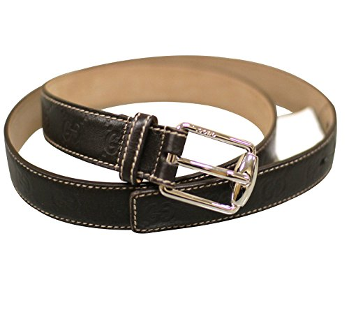 [Gucci Brown Guccissima Leather Horsebit Buckle Belt 201766 105 / 42] (Horsebit Buckle Belt)