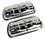 vw bug parts - EMPI 8905 CHROME VALVE COVER, PAIR, VW VOLKSWAGEN BUG, BEETLE, TYPE 3, GHIA, BUS, BAJA, SAND RAIL