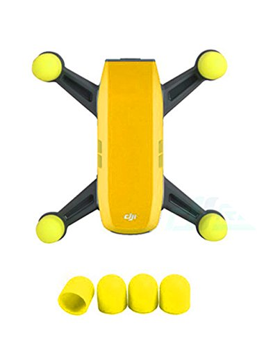 O'woda Silicone Motor Cap Solf Protective Dust-proof Cover for DJI Spark (Housing Dust)