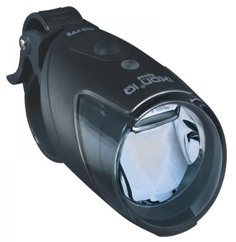 Front bike light B&M battery-LED light IXON IQ Speed with charger