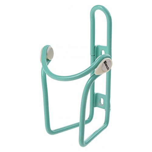 Bianchi BOTTLE CAGE CELESTE GREEN BIKE CLASSIC VINTAGE MTB ROAD WATER HOLDER by Bianchi