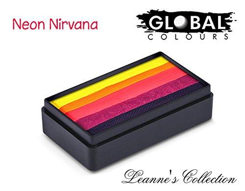Global Body Art Face Paint - FunStroke Neon Nirvana LC 30gr