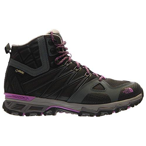 Face W Donna Ultra Gtx Scarpe negro Violet Sweet The Hike Da Nero tnf North Escursionismo Mid Black Ii PRwtE5q