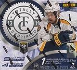 2013/14 Panini Totally Certified Hockey box (4 pk)