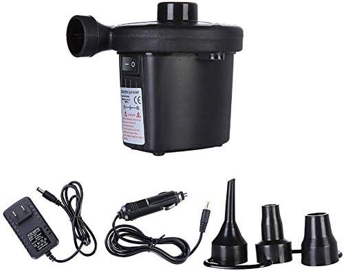 Gavoyeat Electric Air Pump Inflatables Portable Inflator/Deflator Pumps for Inflatable Couch Air Mattress