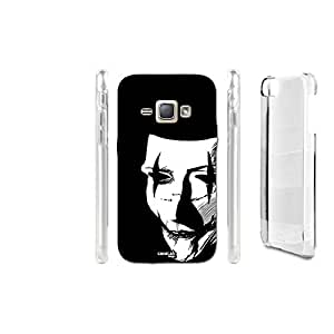 FUNDA CARCASA MASK CLOWN SAD PARA SAMSUNG GALAXY J1 SM-J100H