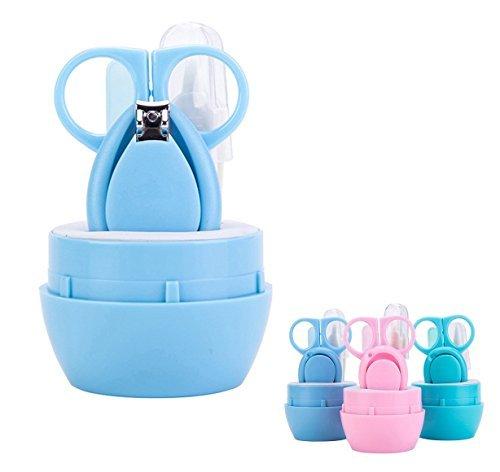 MAIXIAOYU Baby Beauty Care Suits, Newborns or Babies, Boys, Girls, Kindergarten Essential Beauty tools, Nail Clippers + Scissors + Tweezers...