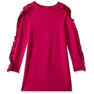 United Colors of Benetton Girl's A-Line Midi Dress