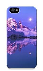iPhone 5 5S Case Alps 3D Custom iPhone 5 5S Case Cover