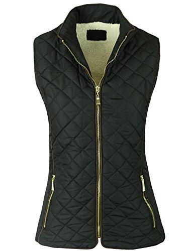 Quilted Vest Jacket - 2