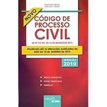 Código De Processo Civi 2019 - Mini