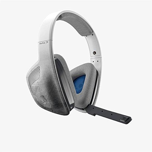 Original Skull Candy Smslgo 444 Slyr Gaming Headset For Xbox One Halo Edition