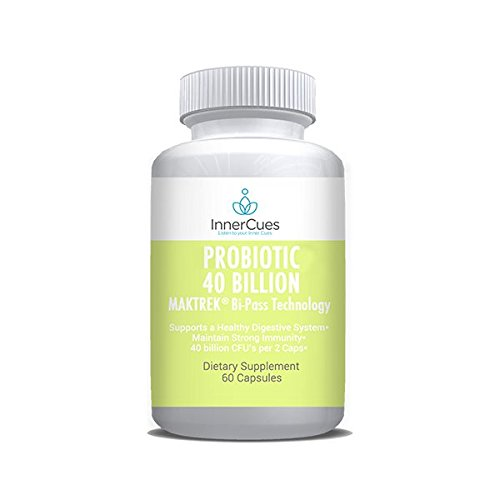 Probiotic Supplement for Men and Women, 40 Billion