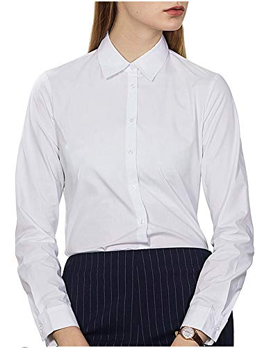 - diig Women Dress Shirt White Size 20 (11 Colors Available)