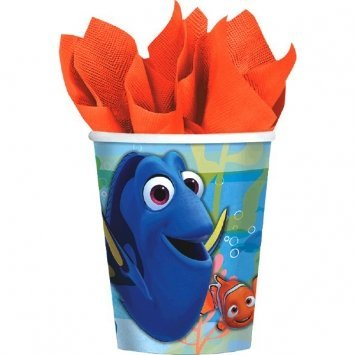 Finding Dory 9 Ounce Paper Cups (8 -