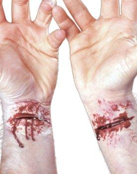 Kit Slashed Wrist (Woochie Slash Wound Kit)