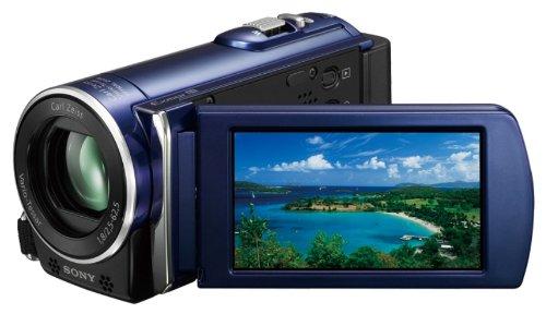 ソニー SONY デジタルHDビデオカメラレコーダー CX170 ブルー HDR-CX170/L