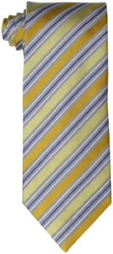 Geoffrey Beene Men's Silverado Stripe Necktie