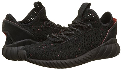 Adidas Originals Hombres Tubular Doom Black Sneaker Black