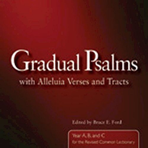Gradual Psalms with Alleluia Verses and Tracts CD-ROM: Years A, B, and C for the Revised Common Lectionary