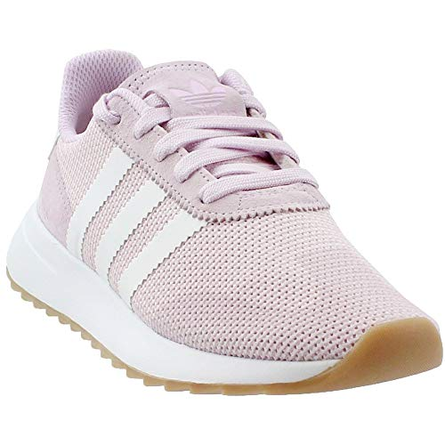 - adidas Womens FLB_Runner Casual Athletic & Sneakers Pink