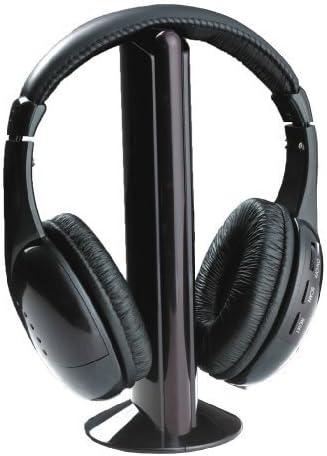 zantec inalámbrico auriculares auriculares para MP3 PC TV CD: Amazon.es: Hogar
